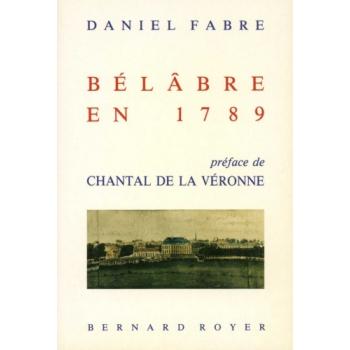 Bélâbre en 1789