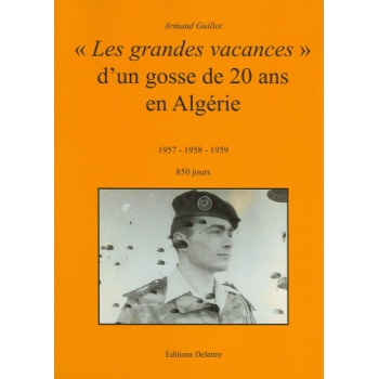 Les grandes vacances d'un gosse de 20 ans en Algérie