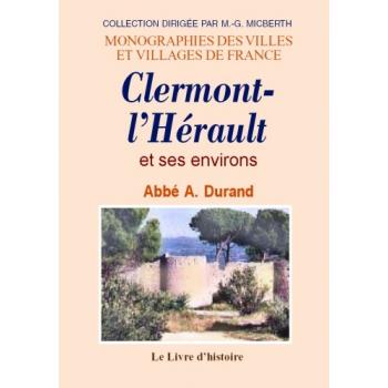 Clermont-l'Hérault et ses environs