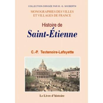 Histoire de Saint-Étienne