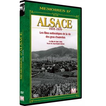 Mémoires d'Alsace 1918-1970 (DVD)