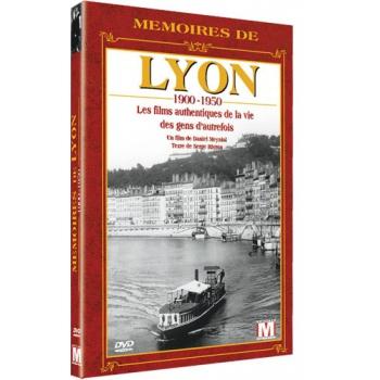 Mémoires de Lyon 1900-1950 (DVD)