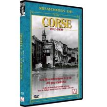 Mémoires de Corse 1912-1960 (DVD)
