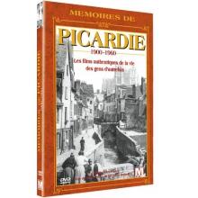 Mémoires de Picardie 1900-1960 (DVD)