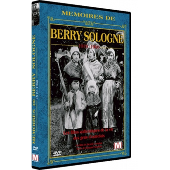 Mémoires de Berry et Sologne 1919-1960 (DVD)