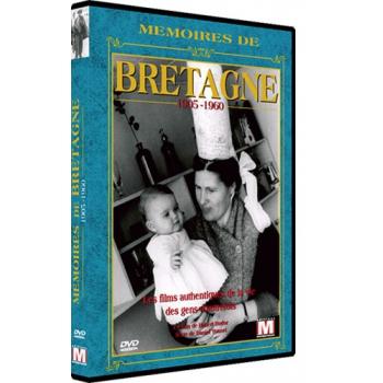 Mémoires de Bretagne 1905-1960 (DVD)