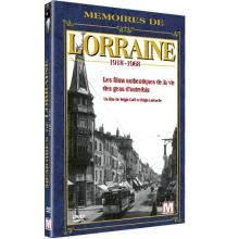 Mémoires de Lorraine 1918-1968 (DVD)