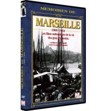 Mémoires de Marseille 1900-1964 (DVD)