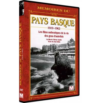 Mémoires du Pays Basque 1919-1962 (DVD)