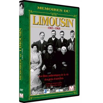 Mémoires du Limousin 1905-1968 (DVD)