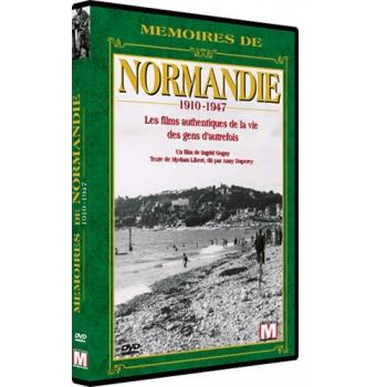 Mémoires de Normandie 1910-1947 (DVD)