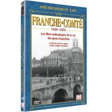 Mémoires de Franche-Comté 1920-1970 (DVD)