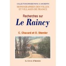 Histoire du Raincy