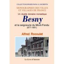 besny et la seigneurie du mont fendu 877 1951 la boutique geneanet. Black Bedroom Furniture Sets. Home Design Ideas