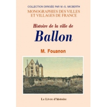 Histoire de la ville de Ballon