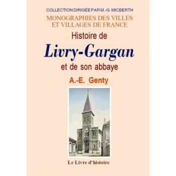 histoire de livry gargan et de son abbaye la boutique. Black Bedroom Furniture Sets. Home Design Ideas