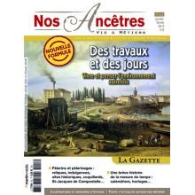 N° 53 : Des travaux et des jours - Nos ancêtres, Vie & Métiers