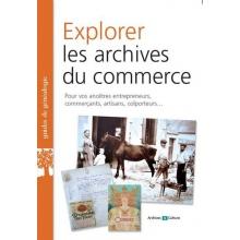 Explorer les archives du commerce