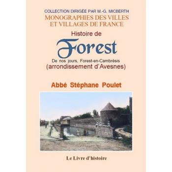 Histoire de Forest - Arrondissement d'Avesnes