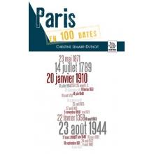 Paris en 100 dates