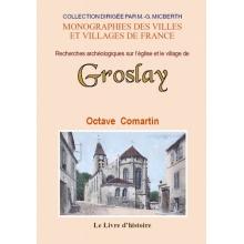 Groslay (Recherches archéologiques sur l'église et le village de)