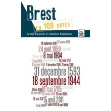 Brest en 100 dates