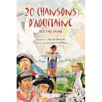 20 chansons d'Aquitaine - qu'il faut savoir