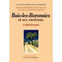 Buis-les-Baronnies et ses environs