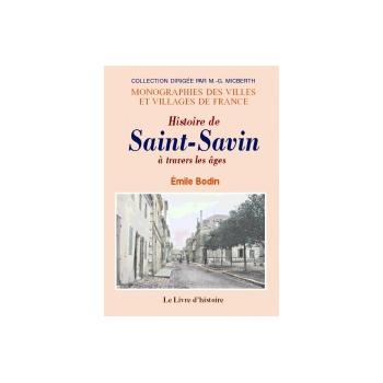 Histoire de Saint-Savin
