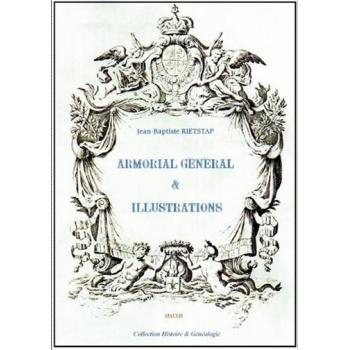 Armorial général et dictionnaire des termes du blason (CD-Rom)