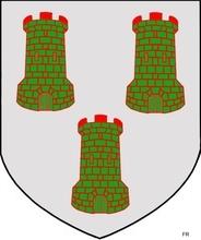 VILLE DE BEAUMONT SUR VINGEANNE (BOURGOGNE).