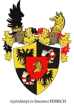 Fenrich von Gjurgjenovac (also Fenrich de Gjurgjenovac) is a surname of a prominent patrician family from Susine-Gjurgjenovac, Kingdom of Hungary-Croatia. The family originated in the 17th century Lower Saxony (Germany) and moved to Vas, Hugary, from whence they finally came to eastern Croatia.