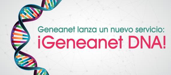 Geneanet lanza un nuevo servicio: Geneanet ADN
