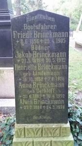 Friedhof Warnemünde