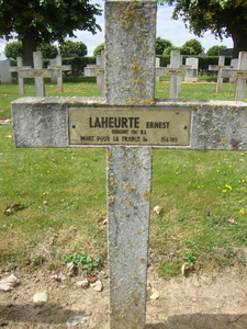 Ernest LAHEURTE
