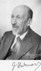 Jacques Salomon HADAMARD