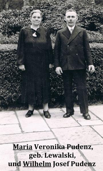 Wilhelm und Maria Pudenz