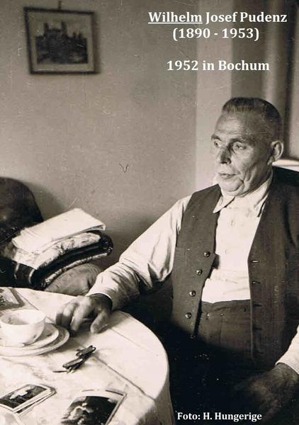 Wilhelm Pudenz 1952