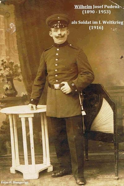 Wilhelm Pudenz 1916