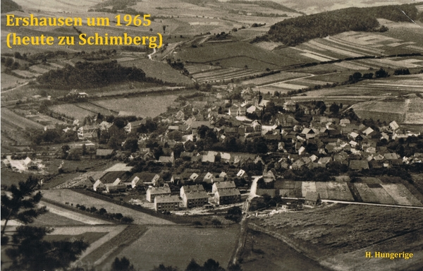 Ershausen um 1965