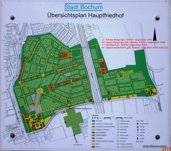 Hauptfriedhof Bochum