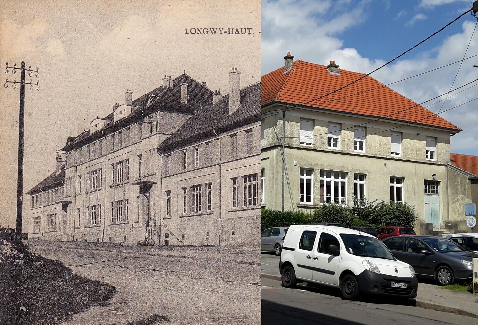 Longwy - Ecole primaire Porte de Bourgogne, Longwy-Haut.