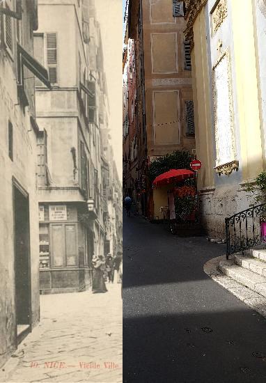 Nice - Nice - rue droite