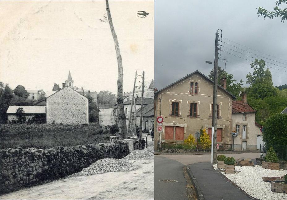 La Jonchère-Saint-Maurice - LA JONCHERE(HAUTE VIENNE)