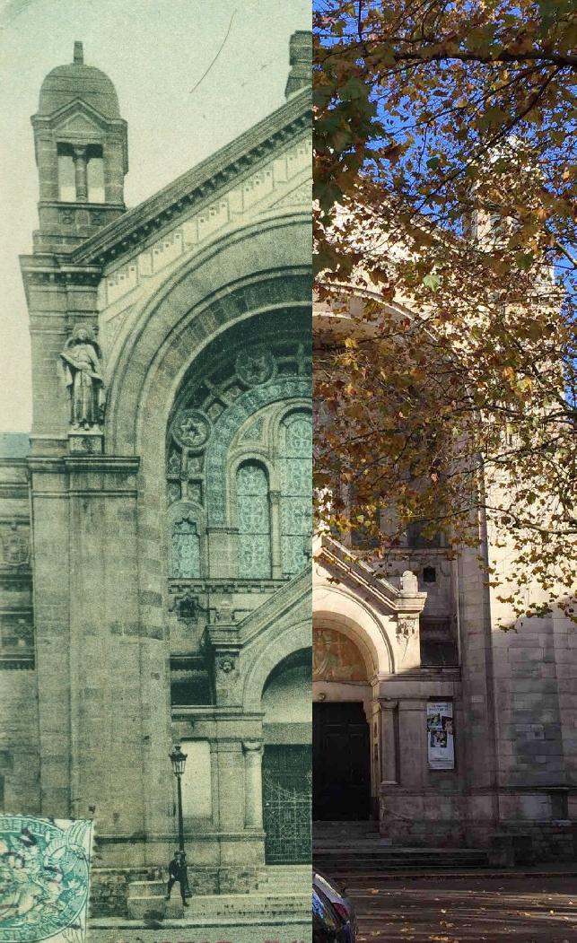 Lille - Eglise Saint-Sauveur