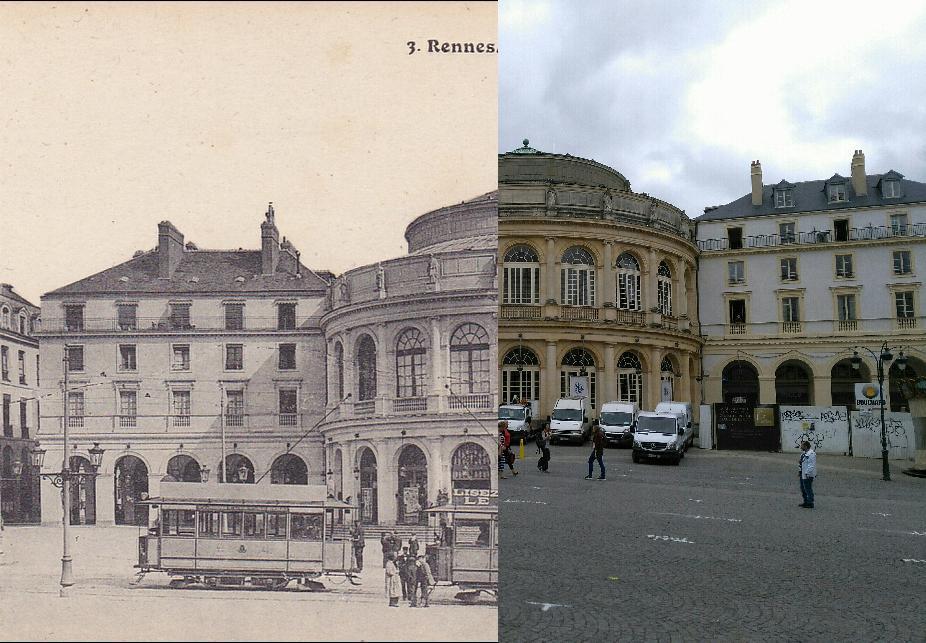 Rennes - Rennes , France , 00-10s   Le Theatre