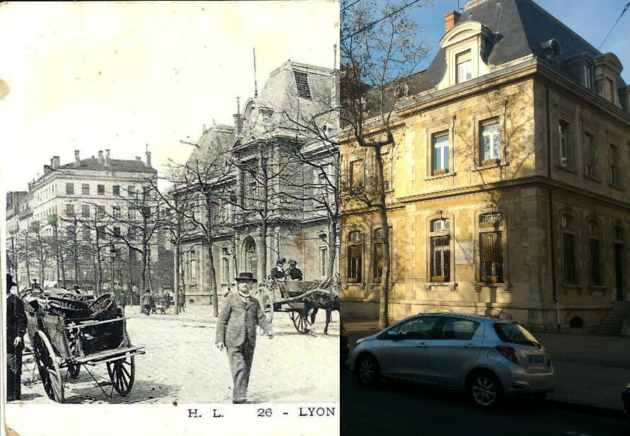 Lyon - Mairie de la Croix-Rousse
