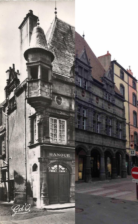Riom - La maison des Consuls (XVIème s.)