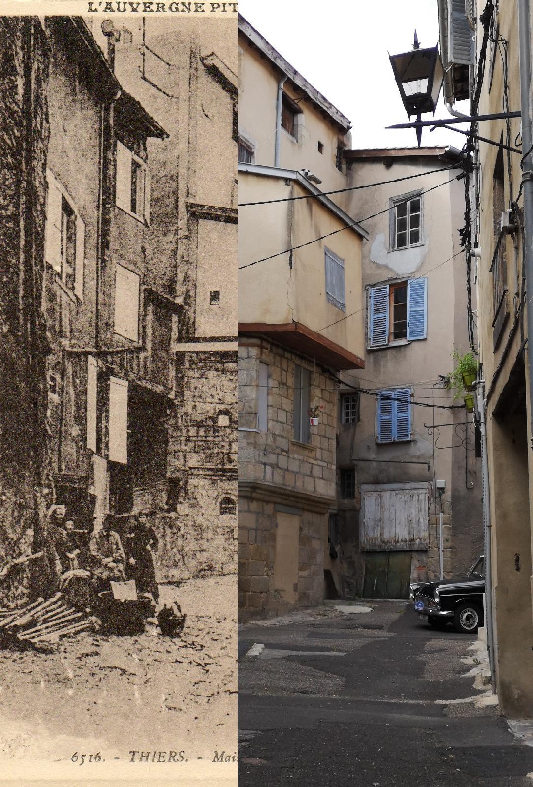 Thiers - Maison de François 1°
