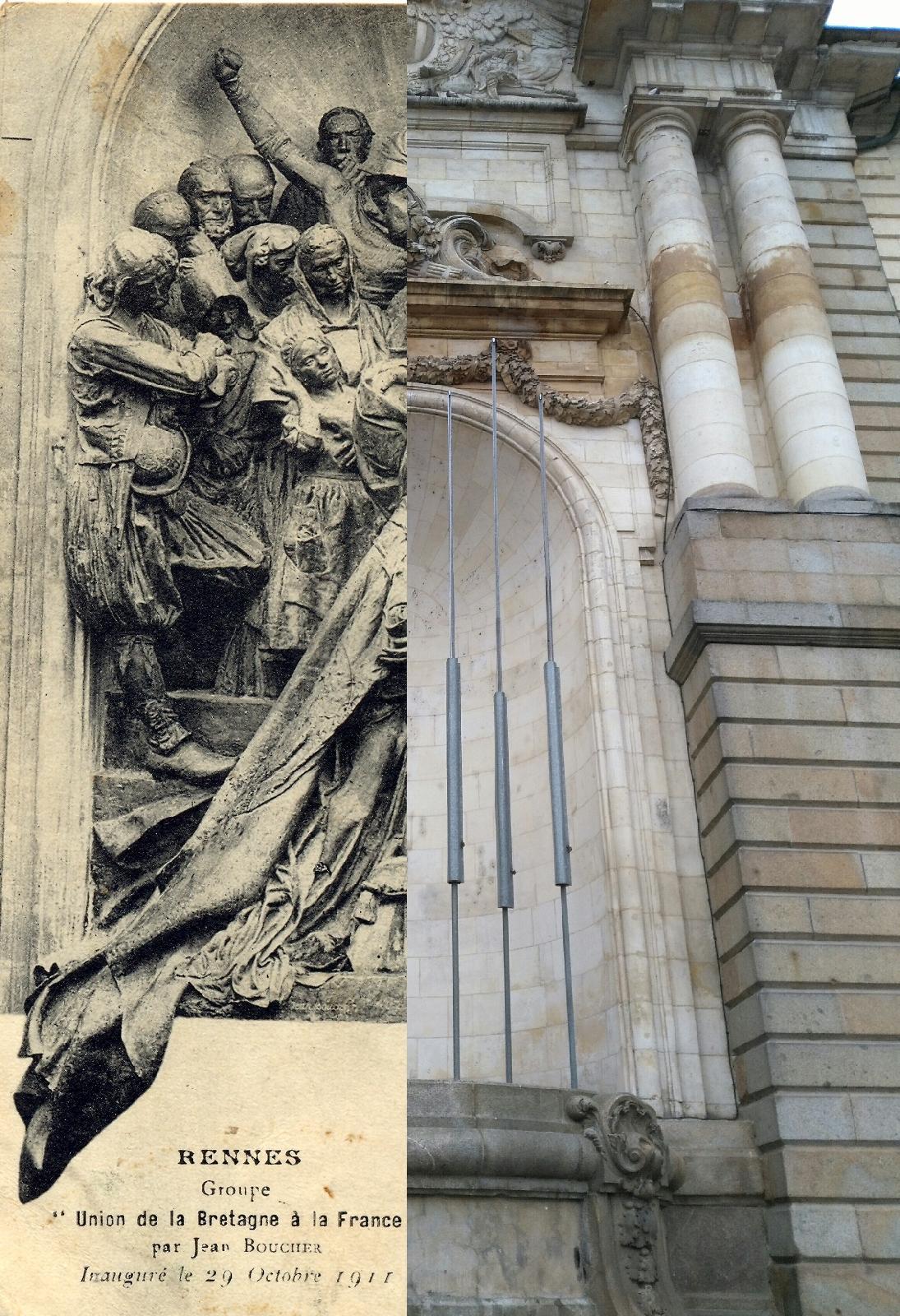 Rennes - Union de la Bretagne à la France